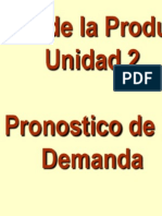 Gestión de la producción I - Unidad 2