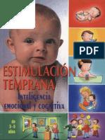 Estimulacion Temprana 3-6 Años