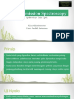 Optical Emission Spectroscopy