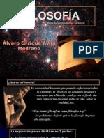 FILOSOFIA SEMINARIO (1° sesión)
