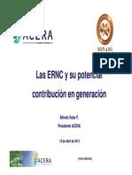 05.- Las ERNC y Su Potencial Contribución en Generación(FP)
