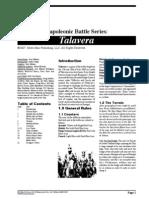 Talavera rules