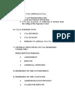 2014 Cta Jurisdiction & Nirc Remedies
