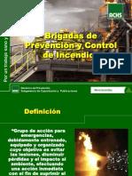 Brigadas de Incendio