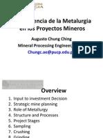 II Encuentro Metalurgia CHUNG