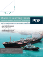 Lloyd's Maritime Academy Distance Learning Catalogue (Jul12)