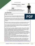 Guia de Aprendizaje Lenguaje 7b Semana 2 2014