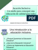 Introduccion a La Educaci_n Inclusiva