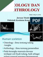 Osteology Dan Artrology