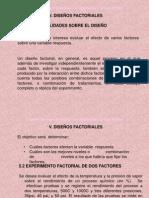 Diseños Factorial