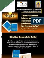 Normas Apa 11dedic2012