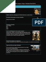 Datos de Los Video Jugadores