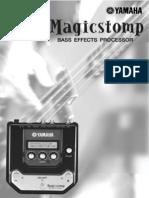 Magic Stomp Manual