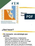 Manejo Sindromico de Las ETS Dr Legua