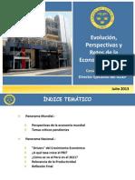 CRECIMIENTO ECONOMICO PERU