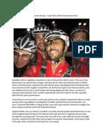 Tecnu Adventure Racing South Africa 2014 Race Report