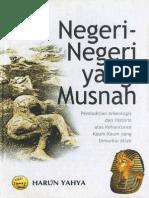 Harun Yahya – Bangsa Musnah