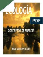 Clase 4 Conceptos de Energia