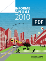 Informe Anual 2010 (Annual Report 2010)