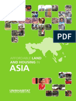 Affordable Land and Housing in Asia