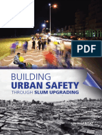 Building Urban Safety Through Slum Upgrading