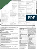 Studeo Makro Formelsammlung