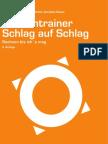 """Rechentrainer """"Schlag auf Schlag - Rechnen bis ichs mag"""" Probekapitel"""