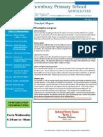 TPS Newsletter _ 12th June, 2014