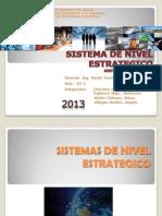 Sistema de Nivel Estrategico