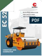 ESCORT COMPACTOR EC 5250