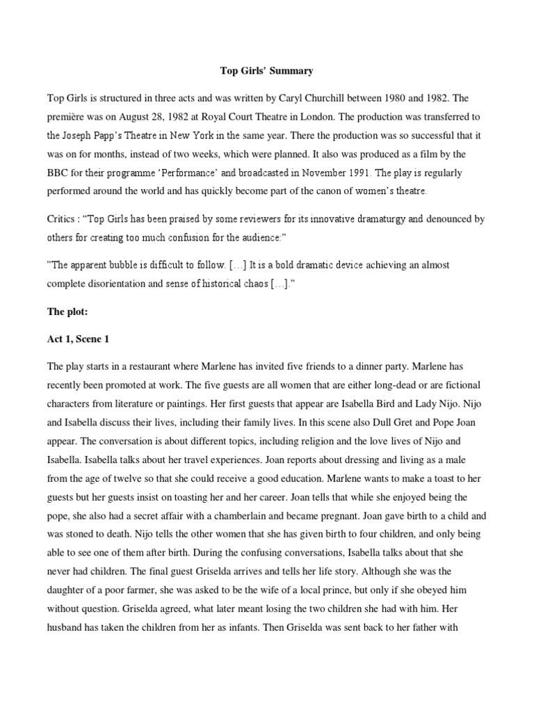 the clerks tale summary