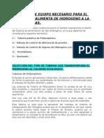 122603940 Diseno de Tuberia Para Alimenta de Hidrogeno a La Caldera Doc