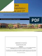 Week 7 Physical Rehabilitation Final Presnetation Copy