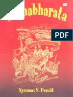 Mahabarata - Nyoman s. Pendit