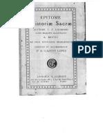 Epitome Historia e Sacra e