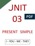 UNIT 3 (1) REVIEW