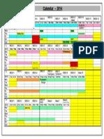 Year Planner -ART Year 10