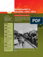 Decolonisation of Indochina