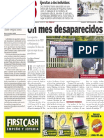 Policiaca 12 de junio 2014