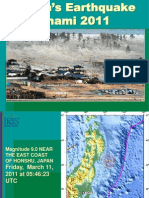 Japan Earthquake & Tsunami