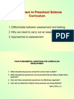 Preschool PPS 211- Assessment