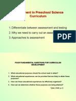 Preschool PPS 211- Assessment
