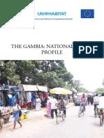 Gambia National Urban Profile