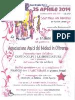 Oltrarno-San Frediano - 25 aprile 2014