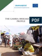 Gambia- Brikama Urban Profile