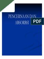 Gis156 Slide Pencernaan Dan Absorbsi (1)