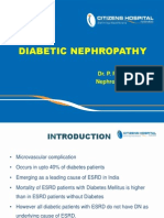 Diabetic Nephropathy Dr Rahul
