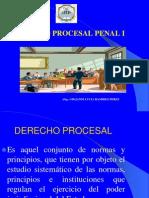 Derecho Procesal Penal II-1