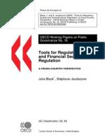 Tools for Regulatory Quality Final