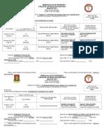 PRC Form